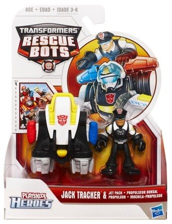 HASBRO - TRANSFORMERS RESCUE BOTS BILLY + JET PACK 33028