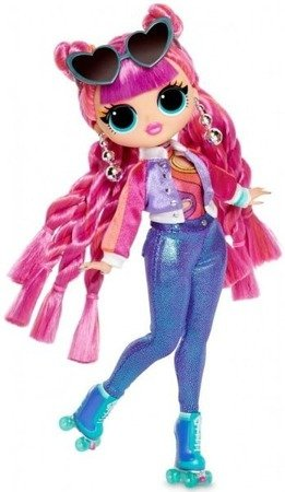 LOL Surprise OMG Roller Chicks SK8ER Fashion Doll 567196 seria 3 LOL OMG Series 3